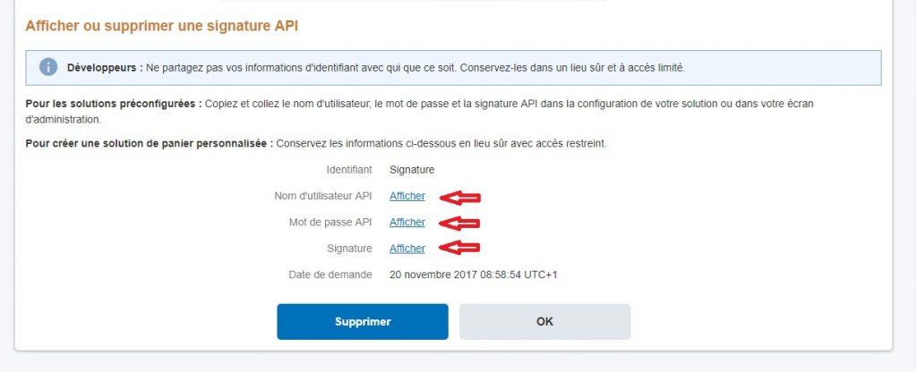 Obtenir Ses API Sur Son Compte PayPal 3 - Conception E-commerce